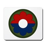 9th Infantry Mousepad