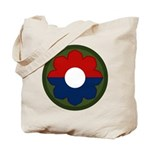 9th Infantry Tote Bag