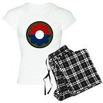 9th Infantry Women's Light Pajamas