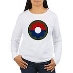 9th Infantry Women's Long Sleeve T-Shirt