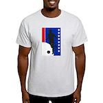 America Soccer  Ash Grey T-Shirt