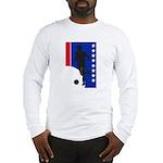 America Soccer  Long Sleeve T-Shirt