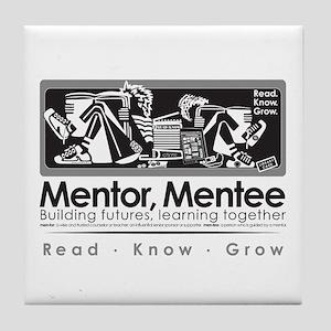 Mentor, Mentee Tile Coaster