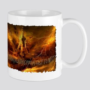second coming of jesus Mug
