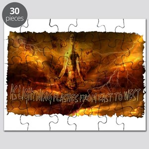second coming of jesus Puzzle