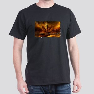 second coming of jesus Dark T-Shirt