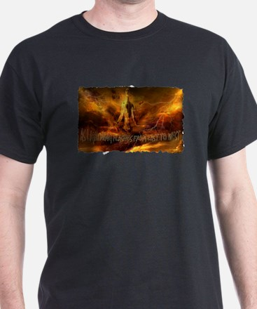 second coming of jesus T-Shirt