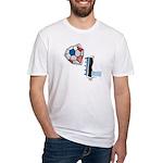 Soccer Kicks Fitted T-Shirt
