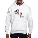 Soccer Kicks Hooded Sweatshirt