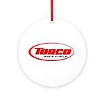 TORCO logo Ornament (Round)