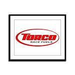 TORCO logo Framed Panel Print