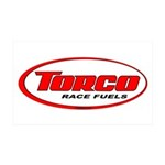 TORCO logo 38.5 x 24.5 Wall Peel