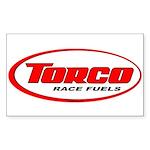 TORCO logo Sticker (Rectangle 50 pk)