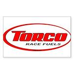 TORCO logo Sticker (Rectangle)