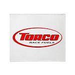 TORCO logo Throw Blanket