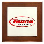 TORCO logo Framed Tile