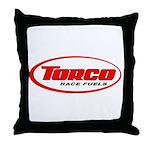 TORCO logo Throw Pillow