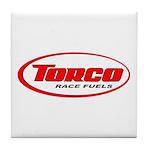 TORCO logo Tile Coaster