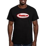 TORCO logo Men's Fitted T-Shirt (dark)