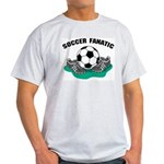 Soccer Fanatics Ash Grey T-Shirt
