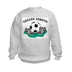 Soccer Fanatics Kids Sweatshirt