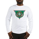 Soccer Emblem Long Sleeve T-Shirt