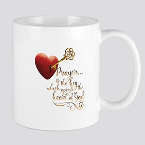Heart of God Mugs
