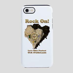 Save Our #PublicLands iPhone 7 Tough Case