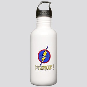 ADHD IS MY SUPERPOWER Stainless Water Bottle 1.0L