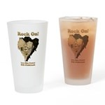 Save Our #PublicLands Drinking Glass
