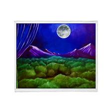 Moon Mountain Blanket