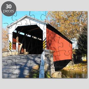 Erb's Covered Bridge Puzzle