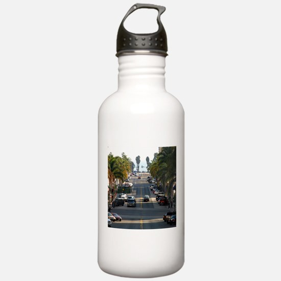 California Street Water Bottle