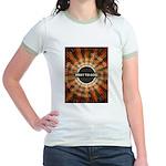 Pray To God Jr. Ringer T-Shirt