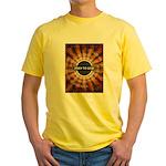 Pray To God Yellow T-Shirt