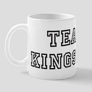 Team Kingston Mug