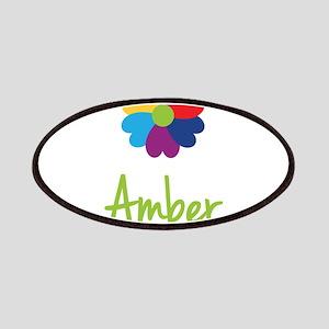 Amber Valentine Flower Patches