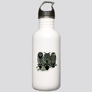 Three Owls Stainless Water Bottle 1.0L