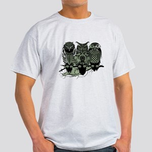 Three Owls Light T-Shirt