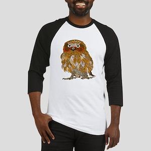 Jewel Owl Baseball Jersey