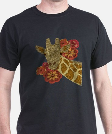 Jewel Giraffe T-Shirt