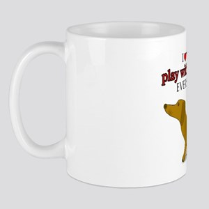 Wiener for Girls Mug