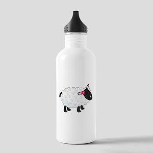 Little Lamb Stainless Water Bottle 1.0L
