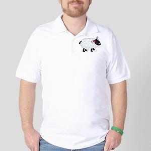 Little Lamb Golf Shirt