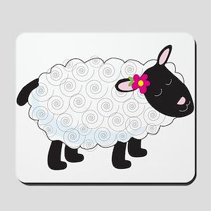 Little Lamb Mousepad