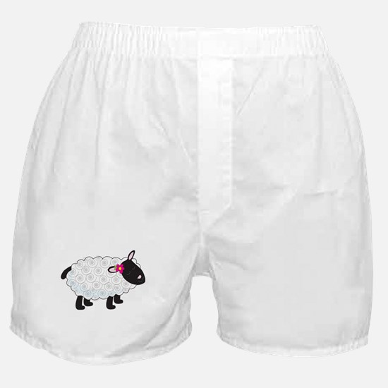 Little Lamb Boxer Shorts
