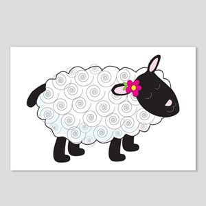 Little Lamb Postcards (Package of 8)