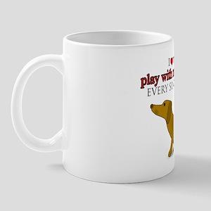 Weiner Play  Mug