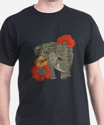 Jewel Elephant T-Shirt