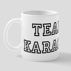 Team Karachi Mug
